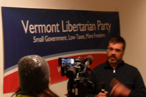 WPTZ Ch 5 interviews Loyal Ploof Burlington VT mayor candidate